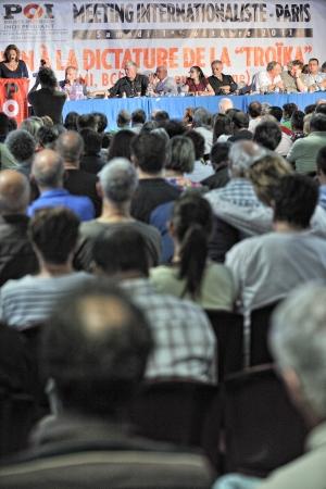 Meeting POI 1er octobre 2011 ESpace Charenton