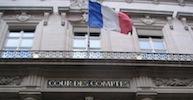 La Cour des comptes à Paris