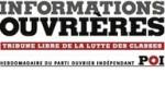 L'éditorial d'Informations Ouvrières