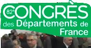 congrès départements de France