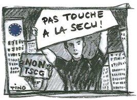 Pas touche à la sécu