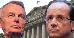 Ordonnances parlement Ayrault Hollande