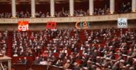 Parlement syndicats liens