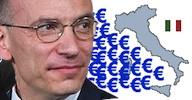 italie-Enrico Letta élu