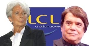 Lagarde Tapie Crédit lyonnais