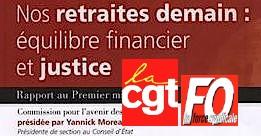 Rapport Moreau-CGT-FO