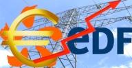 EDF augmentation tarifs