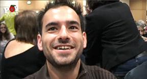 Imagette un jeune au meeting de Lyon