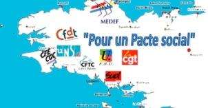 Bretagne journée d'action 23 nov pacte social