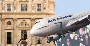 Air France réintégration salariés cour de cassation