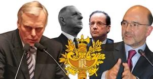 Gouvernement Hollande légifère par ordonnances