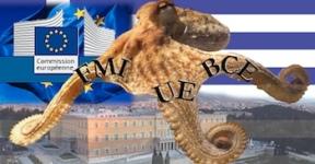 Grèce injonctions CE Troika coupes budgétaires services publics