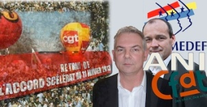 Lepaon CGT rapprochement syndical CFDT