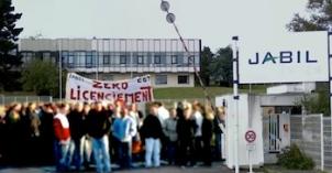 Jabil circuit Brest menace de fermeture licenciements