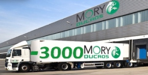 Mory Ducros 3000 suppressions d'emplois