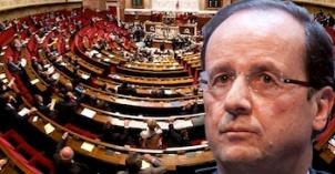 Ordonnances décret Hollande parlement