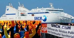 SNCM marins cessent la grève