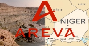 Niger AREVA menace fermeture mines