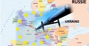 Gaz russe Ukraine