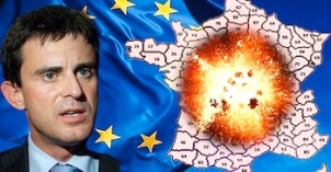 Décentralisation Europe Valls big bang territorial