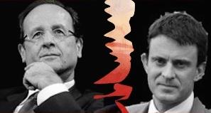 Hollande valls II