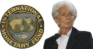 FMI Lagarde