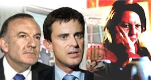 Précarité Valls Gattaz souplesse entreprises