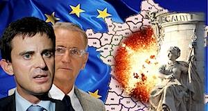 Réforme territoriale Valls Vallini opposition élus