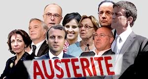 Gouvernement austérité