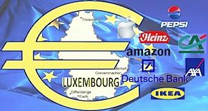 Multinationales avantages fiscaux Luxembourg UE