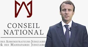 Professions réglementées AJMJ projet loi Macron