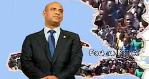 Haiti démission Laurent Lamothe