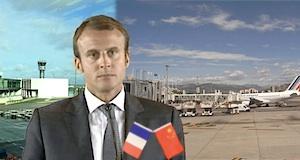 Privatisation aéroports Lyon Nice Macron