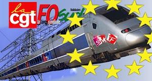 EDF SNCF cheminots grève manif cgt fo sud 29janv2015
