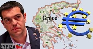 Grèce zone euro Tsipras Syriza