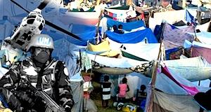 Haiti pillage du pays