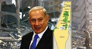 Israël répression Palestine Netanyahou