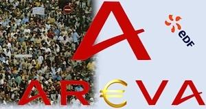 Areva restructuration inquiétude salariés