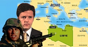 Italie Libye intervention militaire