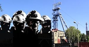Pologne mineurs contre fermeture mines Silésie