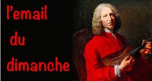 Rameau -email dimanche