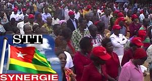 Togo grève STT