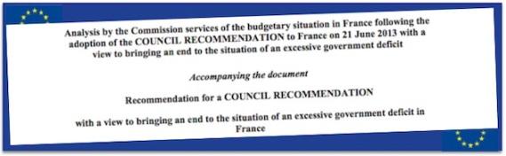Commission européeenen reco 3