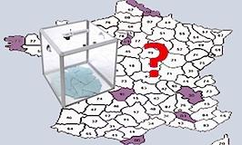 Elections départementales 2015 2eme tour 8 dép suivis media