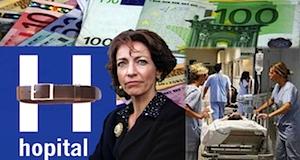 Hôpital pacte de responsabilité Marisol touraine économie