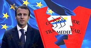 Loi Macron medef code du travail