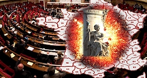 Réforme territoriale suppression départements assemblée nationale