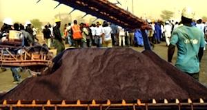 Mauritanie grève mineurs fer